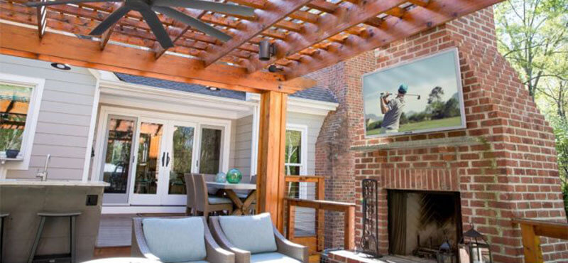 Outdoor Living & Entertainment